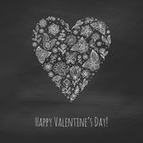Valentine day background. Royalty Free Stock Photography