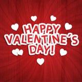 Valentine Day background Stock Photo