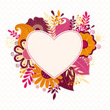 Valentine day background. Royalty Free Stock Image