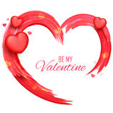 Valentine Day Background Royalty Free Stock Photography