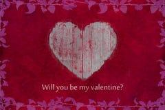 Valentine Day Background stock illustration