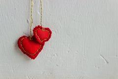Valentine Day Banner Photographie stock libre de droits