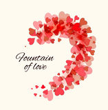 Valentine Day, beautiful background Stock Images