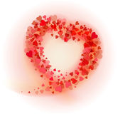 Valentine Day, beautiful background Royalty Free Stock Photos