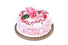 Valentine day cake Stock Photos