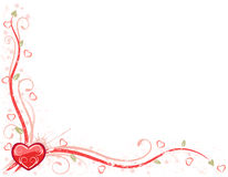 Valentine Day Card vector illustration