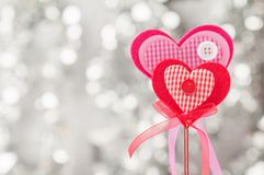 Valentine day card Royalty Free Stock Photo