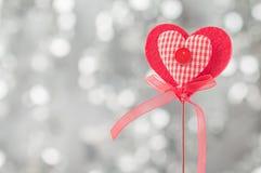 Valentine day card Stock Photos