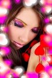 Valentine day concept Stock Image