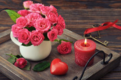 Valentine day concept Stock Photo