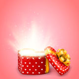 Valentine Day Gift Royalty Free Stock Image