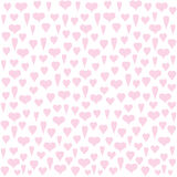 Valentine day gift wrapping paper design Royalty Free Stock Image