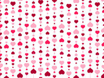 Valentine day Heart Background Stock Photo