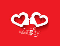 Valentine Day Heart Design Stock Photos