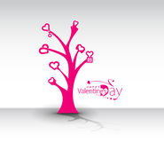Valentine Day Heart Design Element Royalty Free Stock Image