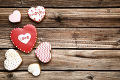 Valentine day heart royalty free stock images