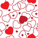 Valentine Day - Hearts Stock Images