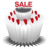 Valentine Day Sale Photos stock