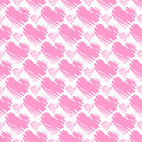 Valentine day seamless pattern. Vector Royalty Free Stock Images