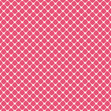 Valentine day seamless pattern. Vector illustration Stock Images