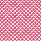 Valentine day seamless pattern. Vector illustration Stock Photo