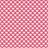 Valentine day seamless pattern. Vector illustration Stock Photo