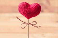 Valentine de coeur d'amour Photos libres de droits