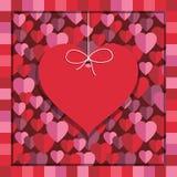 Valentine decoration Stock Photo