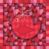 Valentine decoration Royalty Free Stock Image