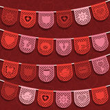 Valentine decoration Royalty Free Stock Photography
