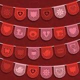 Valentine decoration Royalty Free Stock Photography