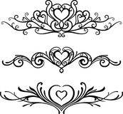 Valentine Decorative Ornament Royalty Free Stock Photo