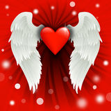 Valentine design Stock Photos