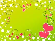 Valentine design Stock Images