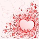 Valentine design. stock photo