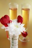 Valentine detail Stock Photo