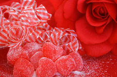 Valentine display Royalty Free Stock Photos