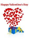 valentine du jour s Image stock