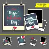Valentine Frame Photos libres de droits