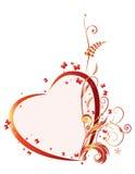 Valentine frame Royalty Free Stock Images