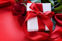 Valentine Gift Stock Images
