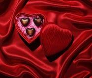 Valentine gift Stock Photos
