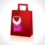 Valentine gift Stock Image
