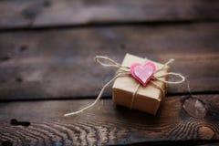 Valentine Gift Stockfotografie