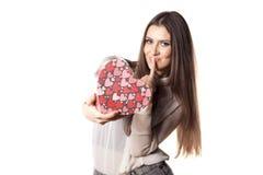 Valentine Gift fotografia de stock royalty free
