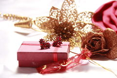 Valentine Gift für Ihren geliebten Lizenzfreie Stockfotos