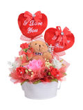 Valentine gift. Royalty Free Stock Photography