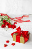 Valentine Gifts Stock Image