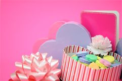 Valentine gifts Stock Photos