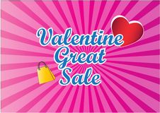 Valentine great sale illustration Stock Photography